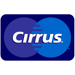 Cirrus Payment Icon 256x256 png