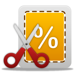 Coupon Icon 256x256 png