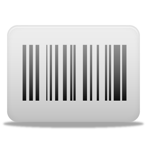 Barcode Icon 512x512 png