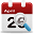 Event Search Icon 32x32 png