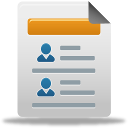 Distributor Report Icon 256x256 png