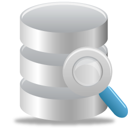 Search Database Icon 256x256 png