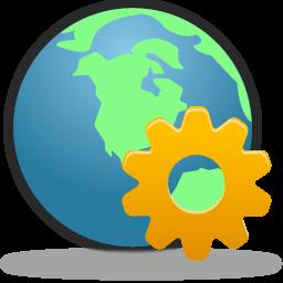 Web Management Icon 256x256 png