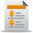 Sales Report Icon 48x48 png