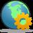 Web Management Icon 48x48 png