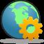 Web Management Icon 64x64 png
