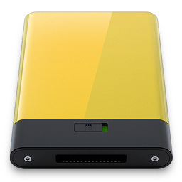 Yellow Icon 256x256 png