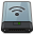 Graphite Airport B Icon 32x32 png