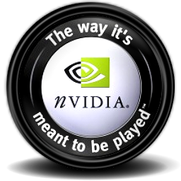 NVIDIA Gamelogo Icon 256x256 png