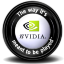 NVIDIA Gamelogo Icon 64x64 png