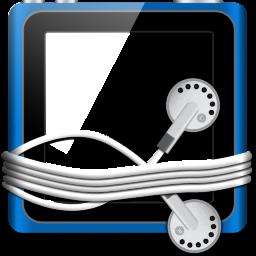 Blank Tunes Folder Icon 256x256 png