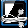 Blank Tunes Folder Icon 96x96 png