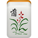 Flower Orchid Icon