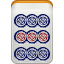 Pin 9 Icon 64x64 png