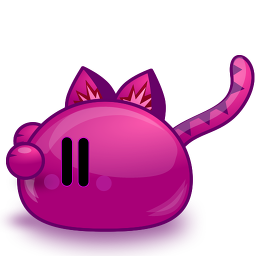 Dango Nyan 02 Icon 256x256 png