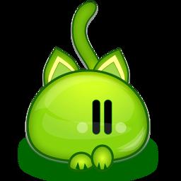 Dango Nyan 07 Icon 256x256 png