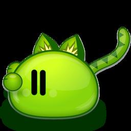 Dango Nyan 08 Icon 256x256 png