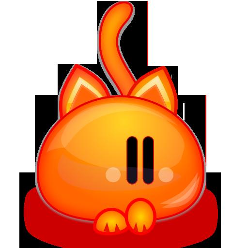 Dango Nyan 05 Icon 512x512 png