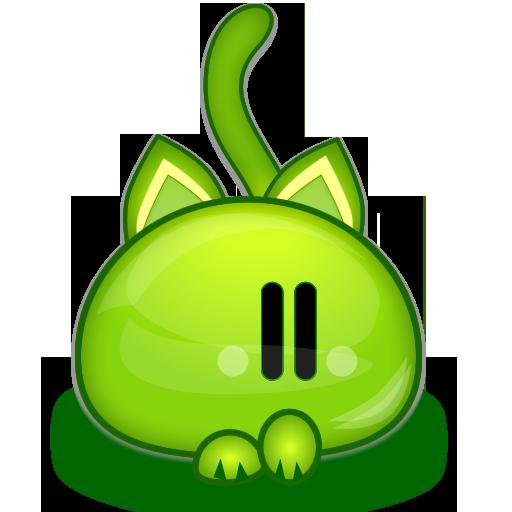 Dango Nyan 07 Icon 512x512 png