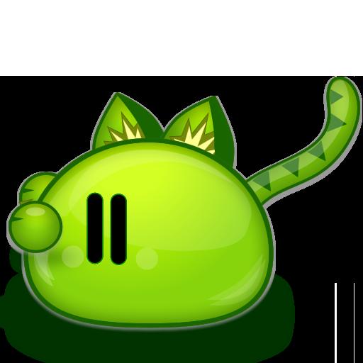 Dango Nyan 08 Icon 512x512 png