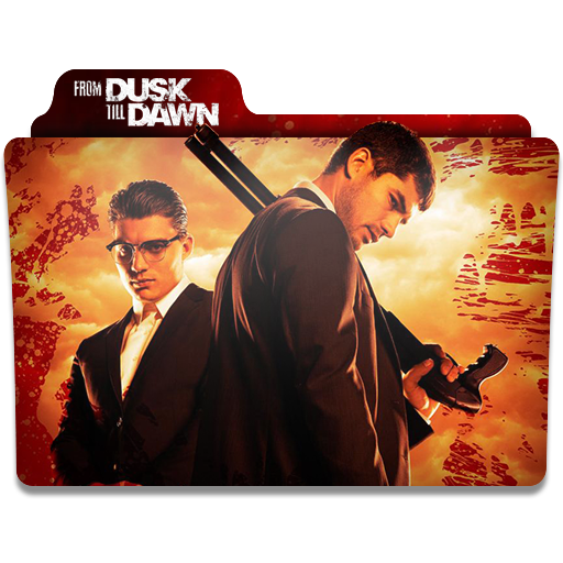 From Dusk Till Dawn Icon 512x512 png