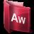AuthorWare Icon 48x48 png