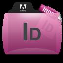 InDesign File Types Folder Icon