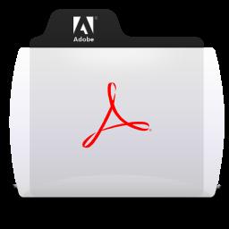 Acrobat Folder Icon 256x256 png