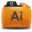 Illustrator File Types Folder Icon 32x32 png