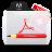 Acrobat Tutorials Folder Icon