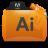 Illustrator File Types Folder Icon