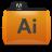 Illustrator Folder Icon 48x48 png
