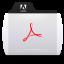 Acrobat Folder Icon 64x64 png