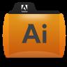 Illustrator Folder Icon 96x96 png