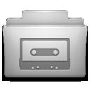 Folder Snowtape Icon