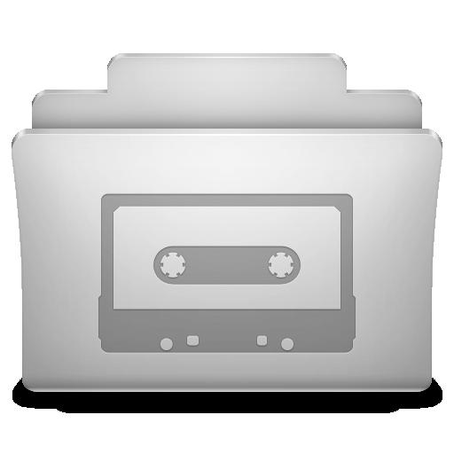 Folder Snowtape Icon 512x512 png
