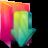 Aurora Folders Downloads Icon 48x48 png