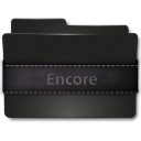 Folder Adobe Encore Icon
