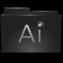 Folder Adobe Illustrator v2 Icon