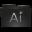 Folder Adobe Illustrator v2 Icon 32x32 png