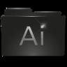 Folder Adobe Illustrator v2 Icon 96x96 png