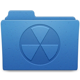 Burn Folder Icon 256x256 png