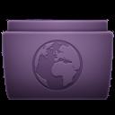 Purple Sites Icon