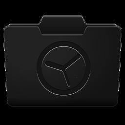 Black History Icon Classy Folder Icons Softicons Com