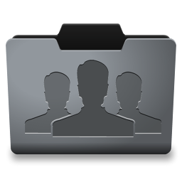 Steel Groups Icon 256x256 png