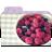 Raspberry Folder Icon
