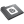Blogger Grey Icon 24x24 png