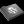 Wordpress Grey Icon 24x24 png