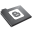 Blogger Grey Icon 32x32 png