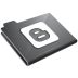Blogger Grey Icon 72x72 png